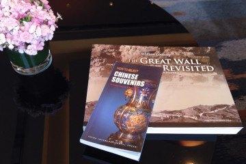 china family vacation souvenir books