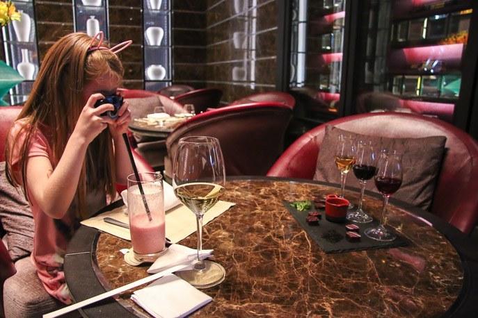 four seasons hotel shanghai pudong camelia restaurant