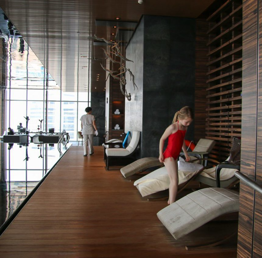 Luxe Shanghai with Kids at the Four Seasons Hotel in Pudong