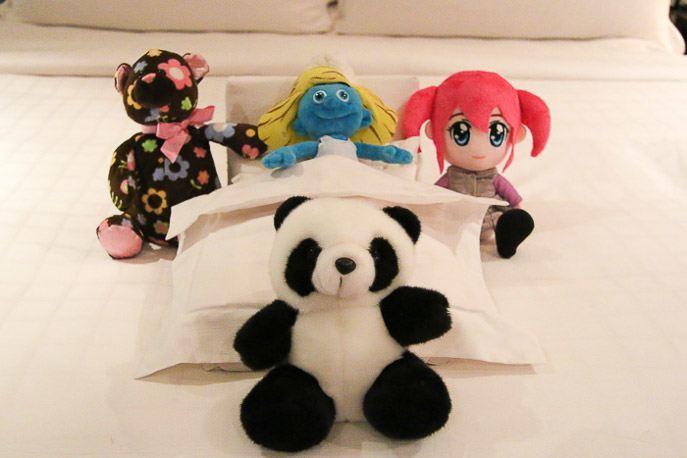 four seasons hotel shanghai pudong kids amenities