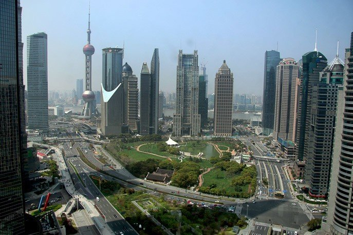 four seasons hotel shanghai pudong lujiazui