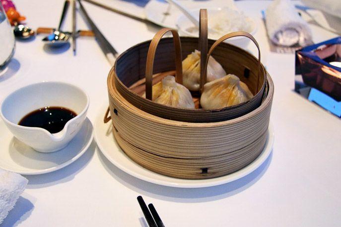 four seasons hotel shanghai pudong shang xi dumpling