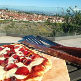 How to Grill Pizza on the Barbecue