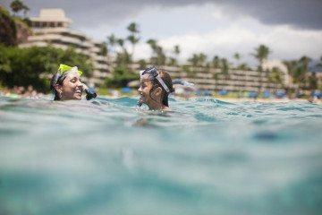 kaanapali beach resort water sports