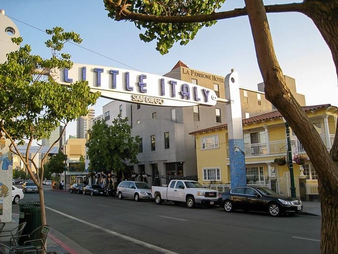 8 Secrets About San Diego S Little Italy Neighborhood La