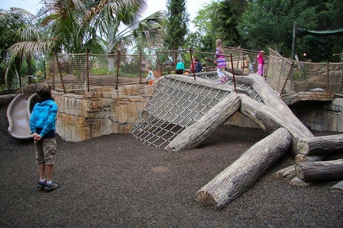 san diego zoo safari park tiger trail play area