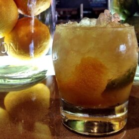 World Cup Cocktails: Caipiroska Recipe from Eureka!