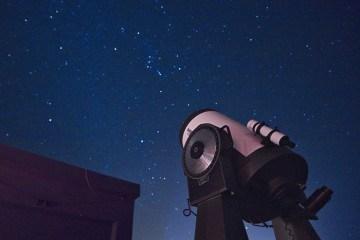 hyatt maui hotel stargazing