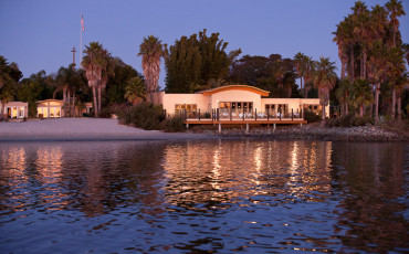paradise point resort tidal restaurant