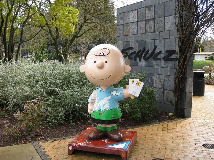 things to do in sonoma with kids charles schulz museum