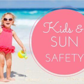 10 Ways to Teach Kids About Sun Safety
