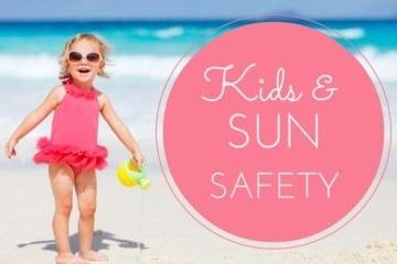 uv sun safety for kids