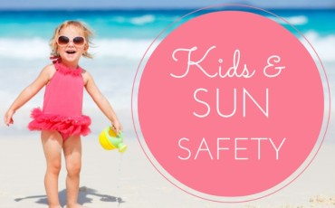 uv sun safety for kids