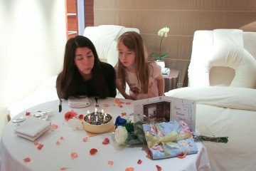 four seasons hotel beijing spa kids birthday party