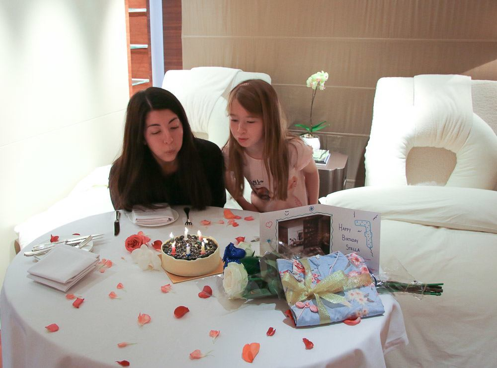 four seasons hotel beijing spa kids birthday party