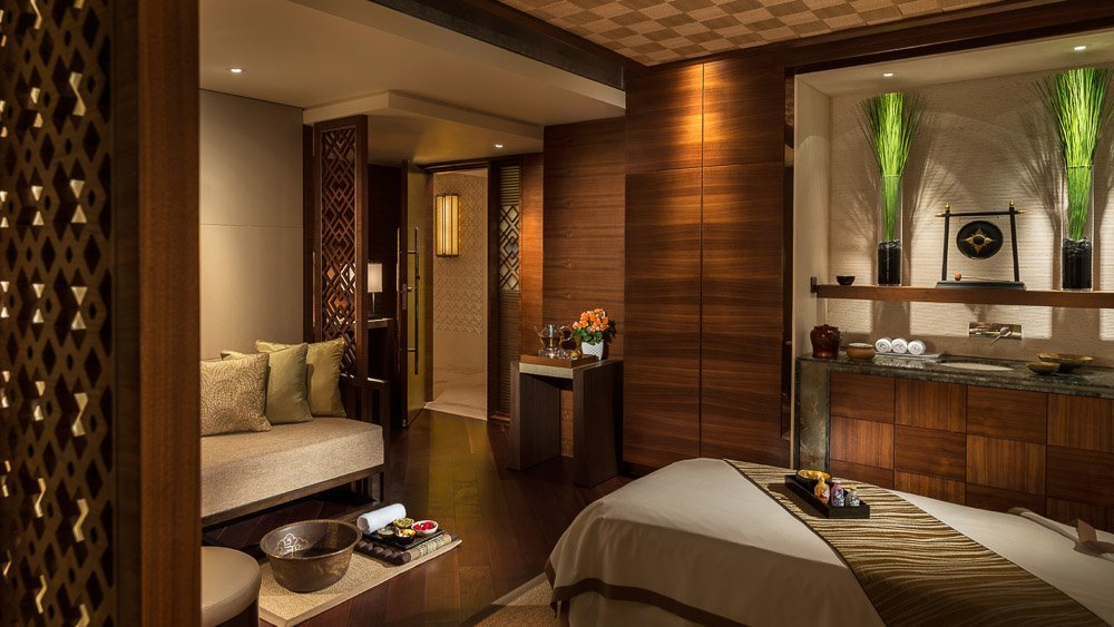 four seasons hotel beijing spa suite