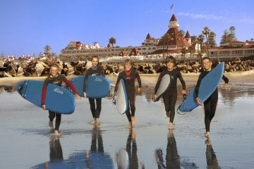 best hotels on the beach in san diego