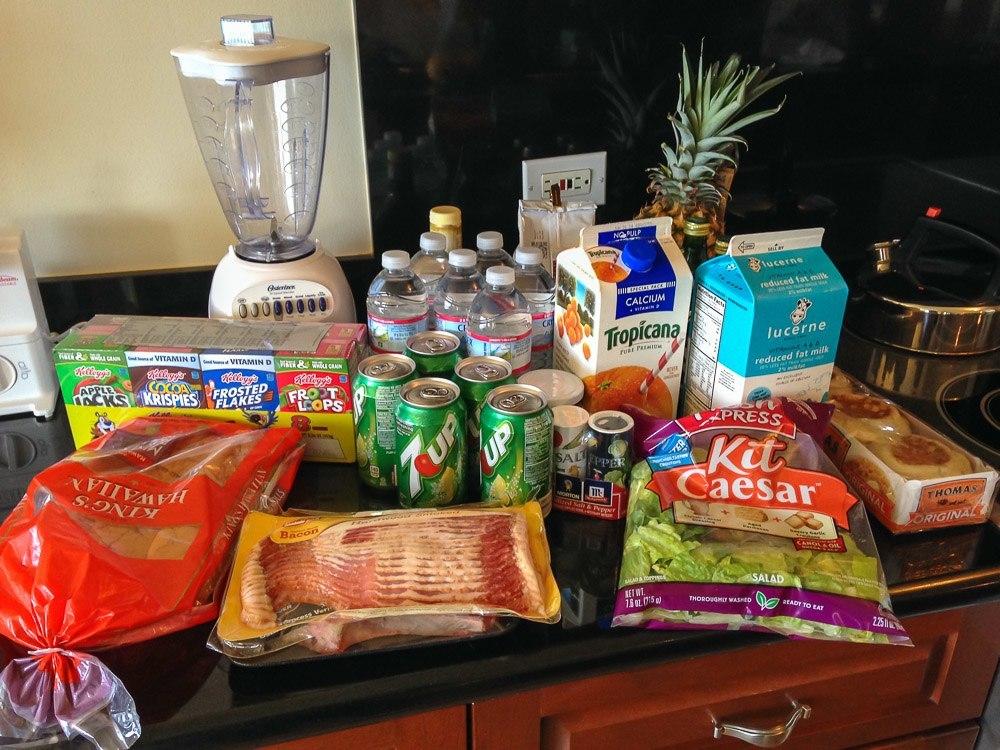 kaanapali alii butler provisions food
