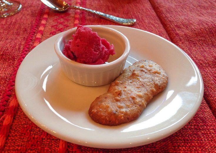 Recipe: Blackberry Cabernet Paleta from Rancho La Puerta Cooking School