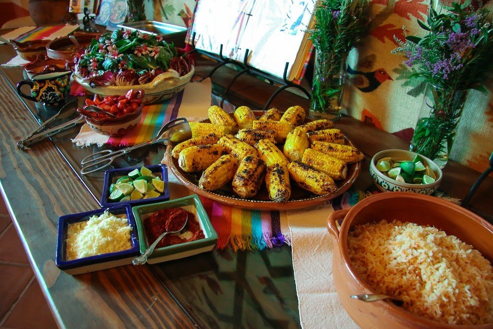 What It's Like to Attend Rancho La Puerta Cooking School