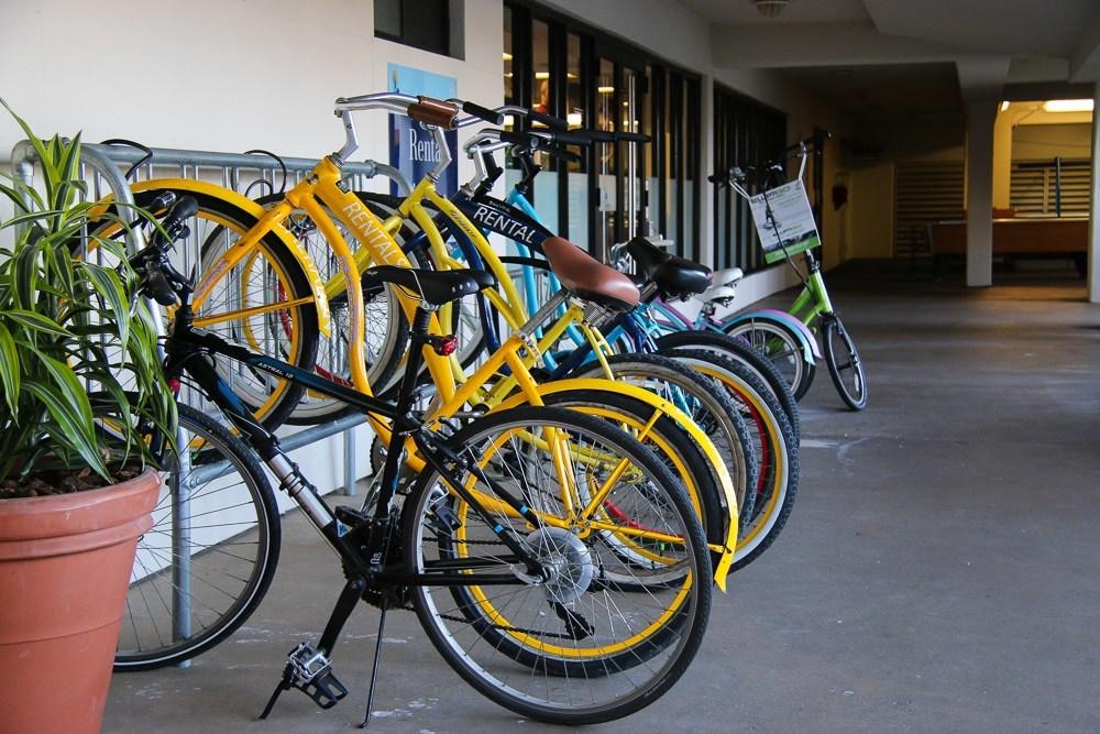 sheraton san diego hotel and marina bike rentals