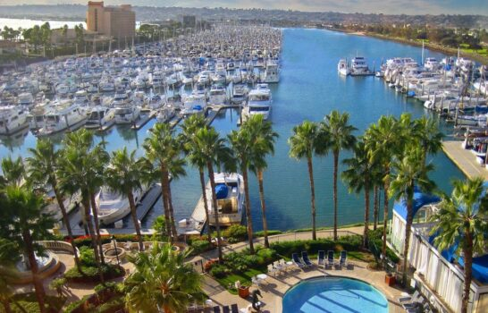 Sheraton San Diego Hotel and Marina Is Perfect for Family Vacations