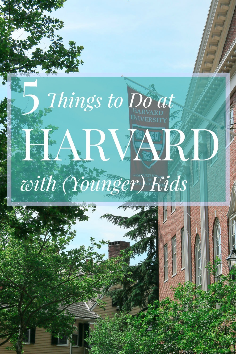 things to do at harvard with kids
