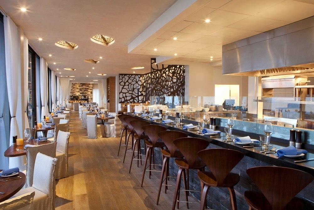 CUSP Restaurant Hotel La Jolla Interior