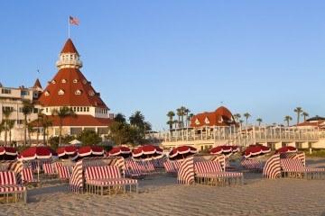 del beach hotel del coronado