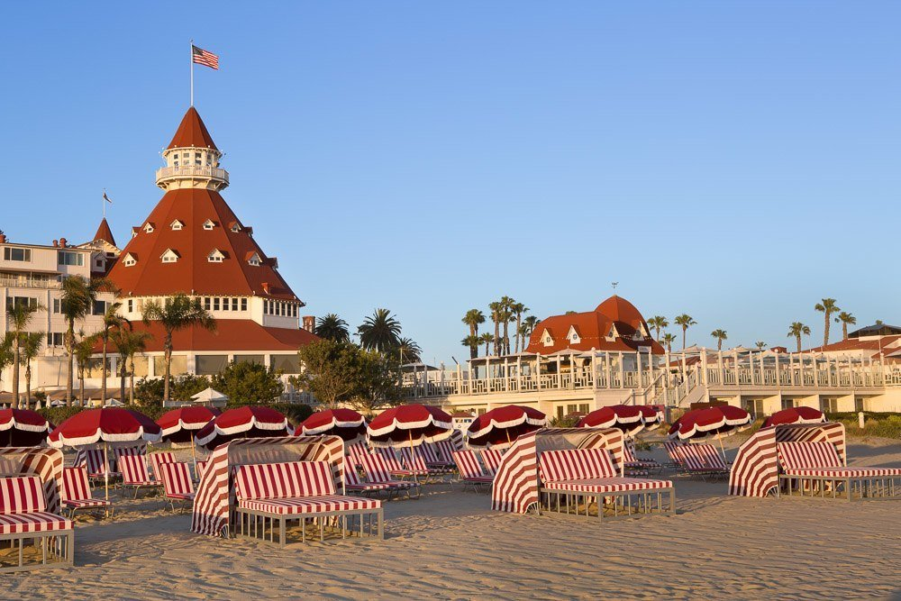 Del Beach Rentals At Hotel Del Coronado La Jolla Mom