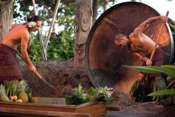 Drums of the Pacific Luau at Hyatt Regency Maui