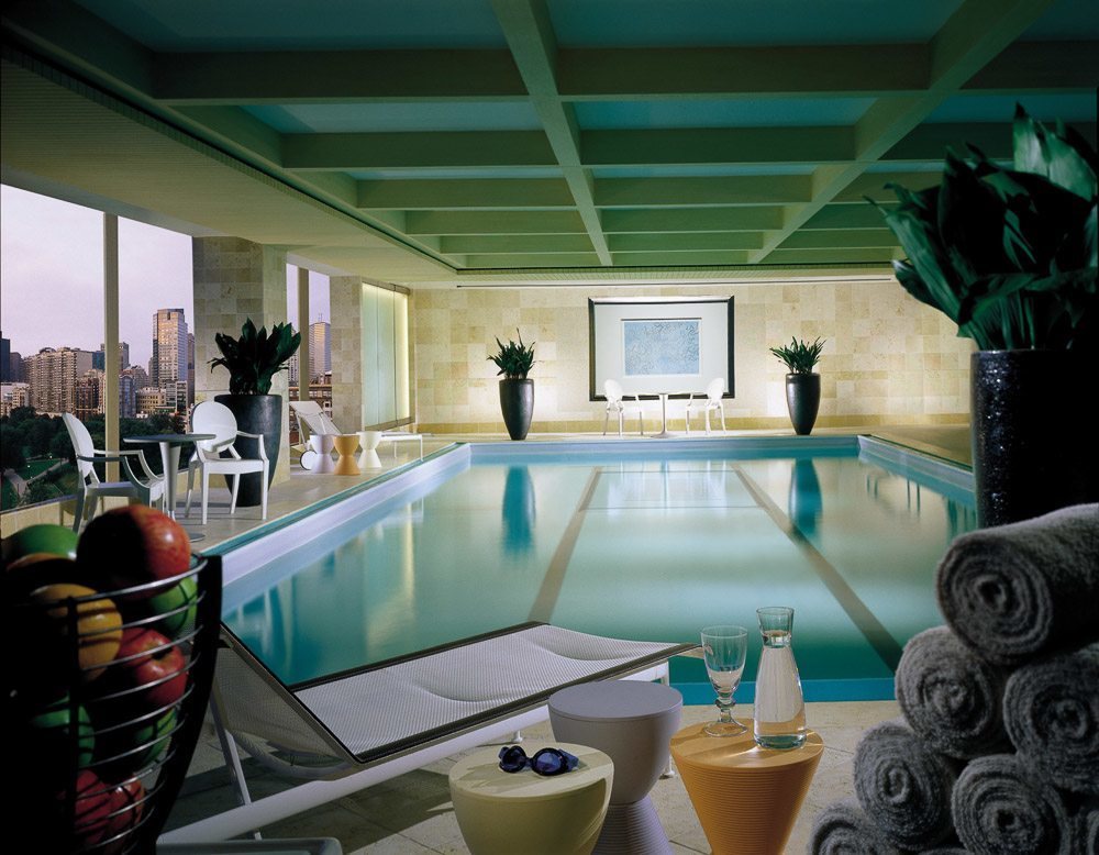 four seasons hotel boston pool