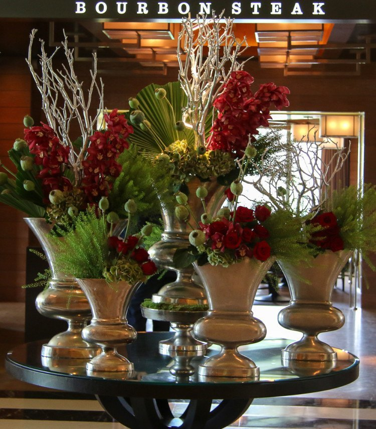 Modern Centerpiece Joint : Luxe with kids at four seasons hotel washington dc