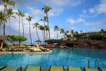 hyatt regency resort and spa lahaina pool