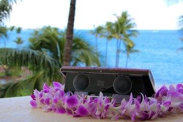stelle speaker handbag travel gear