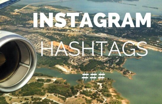 Best Aviation Travel Instagram Hashtags