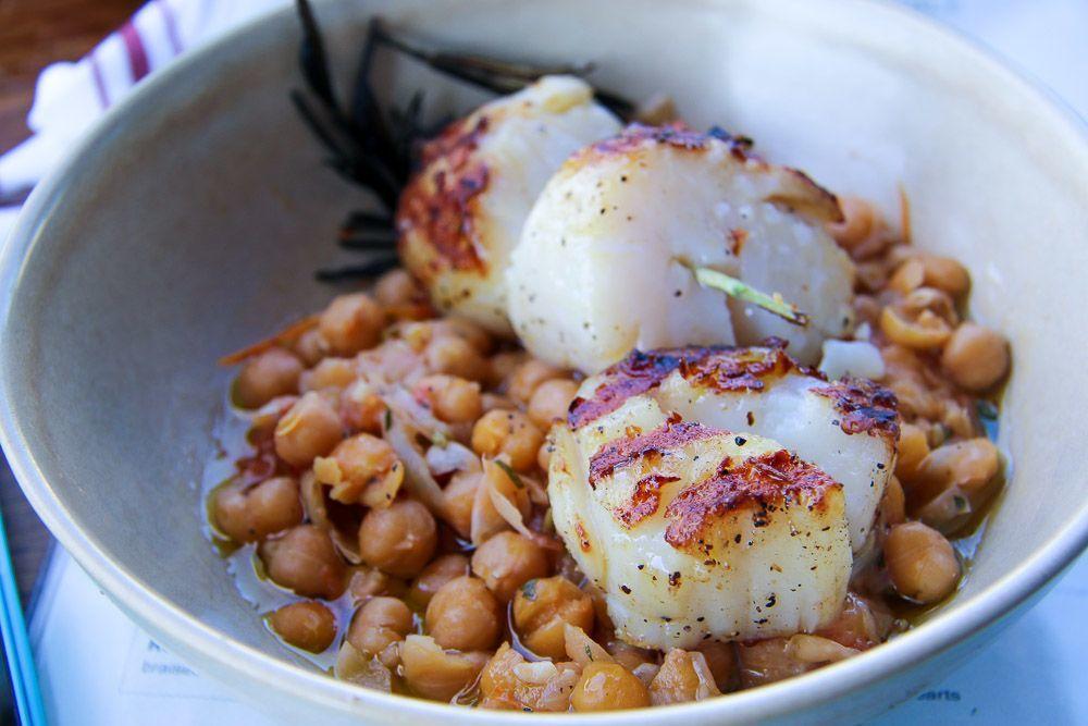 legal sea foods harborside scallops