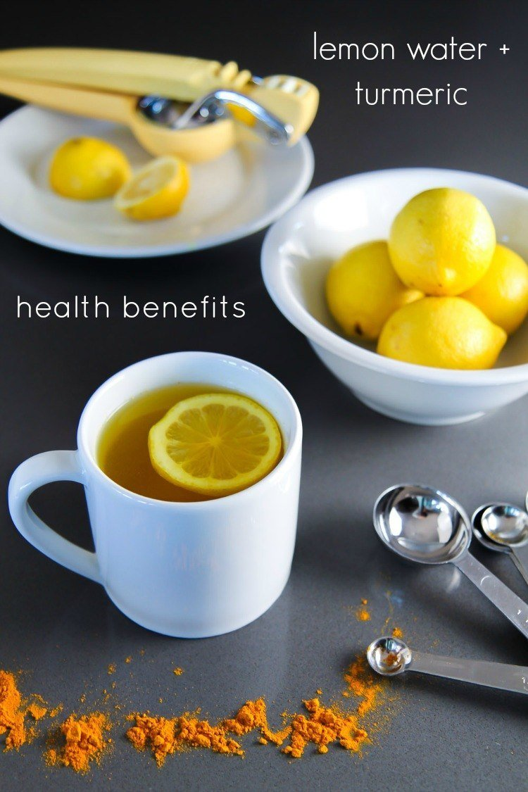 What can turmeric in a cup of lemon and turmeric drink do? Read on to find out about the health benefits of lemon water in the morning.