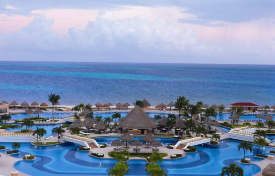 Moon Palace Cancun Review