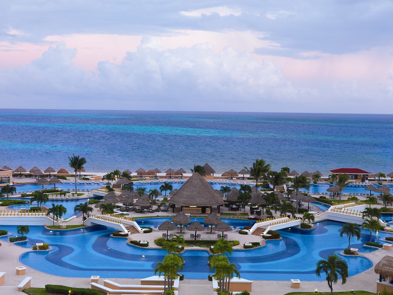 all-inclusive fun in cancun at moon palace golf & spa resort
