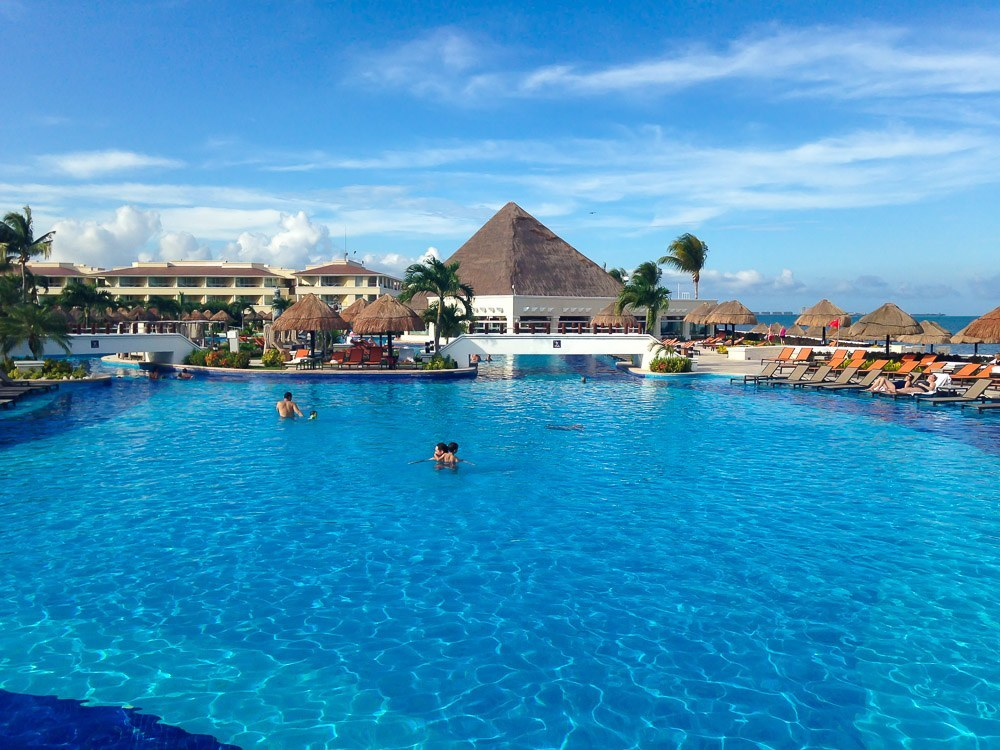 All Inclusive Fun In Cancun At Moon Palace Golf Amp Spa Resort