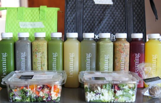 Review: Detoxing with the Beaming Lifestyle Cleanse