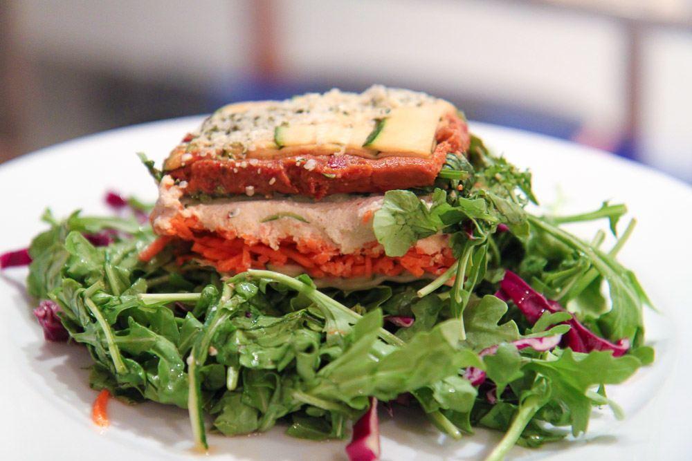Beaming Lifestyle Cleanse Zucchini Lasagna