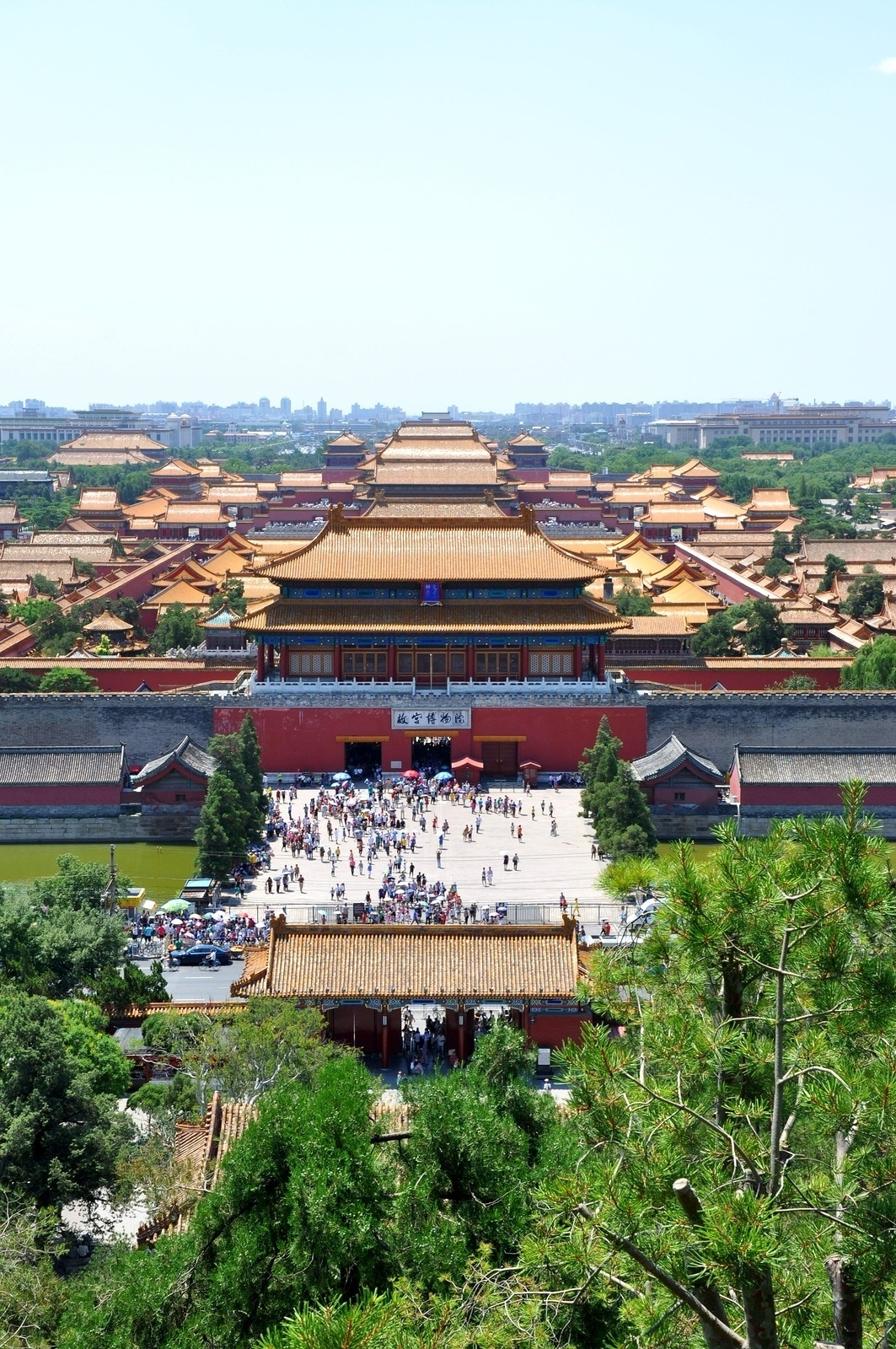 Forbidden City in Beijing with Kids