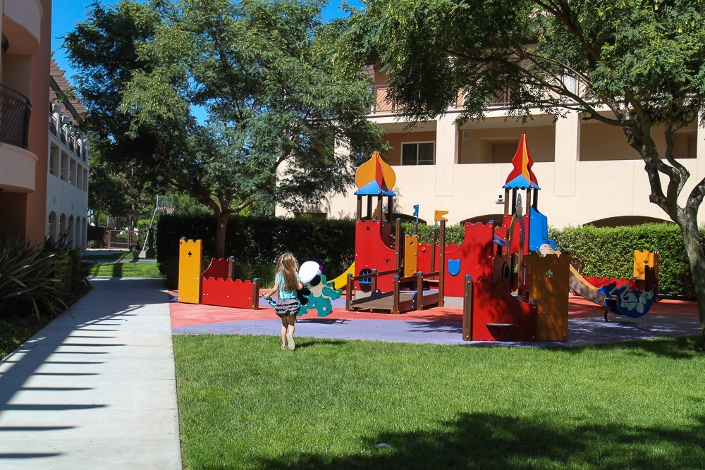 Grand Pacific Palisades Carlsbad Resort Kids Play Area