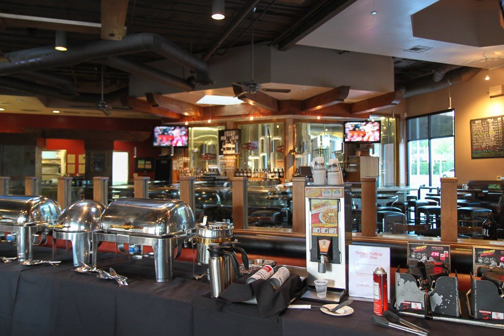 Karl Strauss Carlsbad Breakfast Buffet