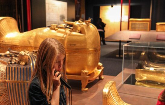 theNAT's King Tut Exhibit Is a Must-See for Kids