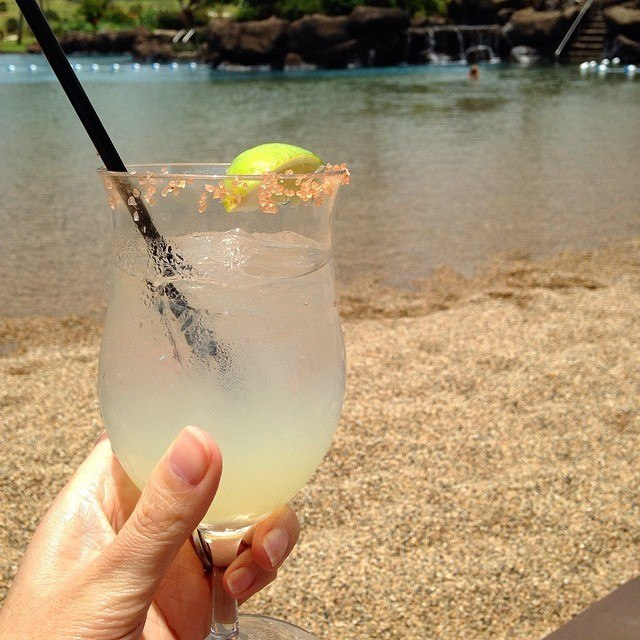 Kukui'ula Pool Margarita