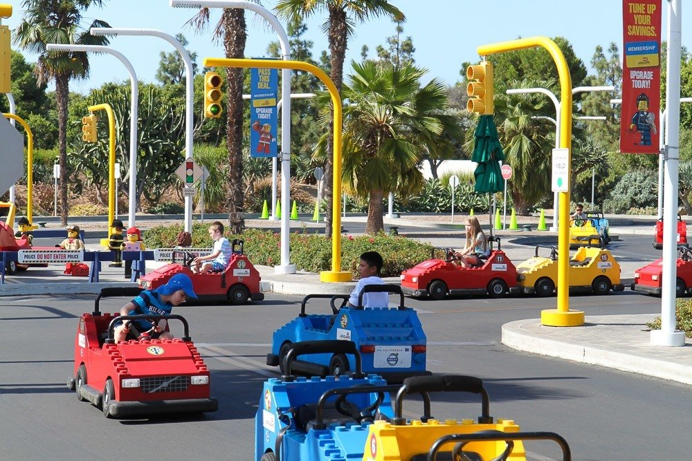 Easy Location Near Legoland California