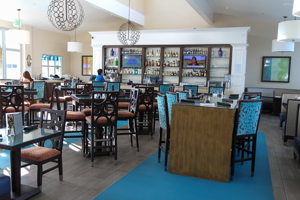Oceanview Bar and Grill at Hotel Indigo Del Mar